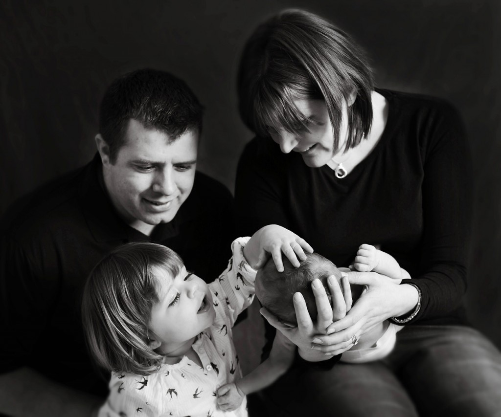 poole family portrait photography/