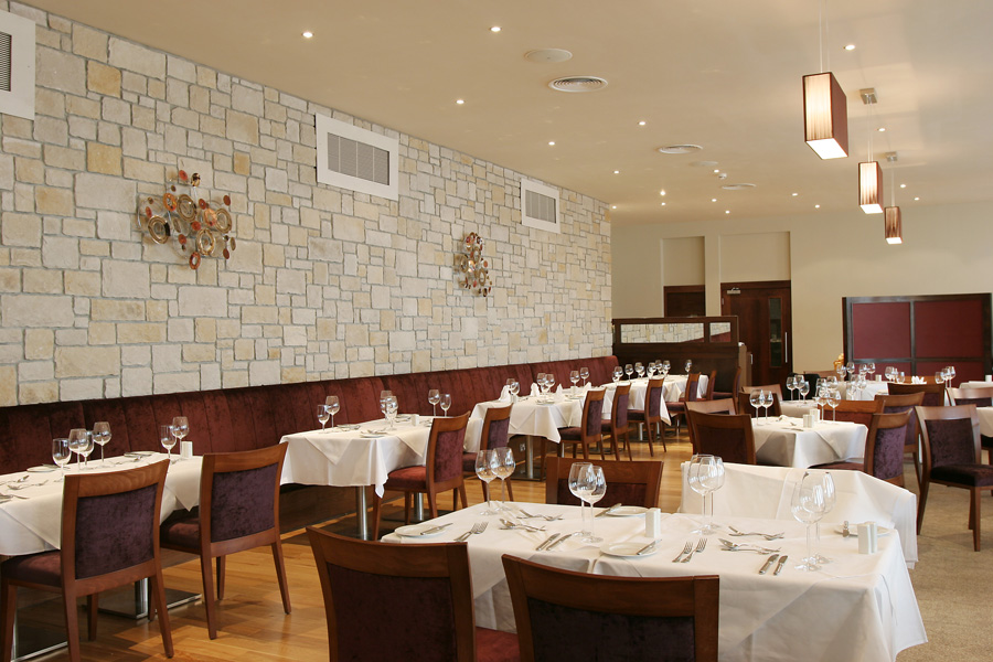Hotel & restaurant photography Bournemouth, Poole & Dorset