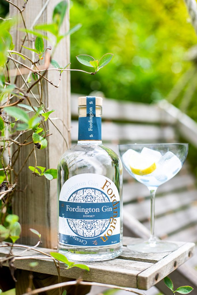 Fordington Gin photography Dorchester